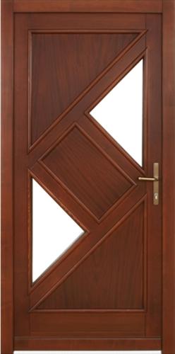 Drzwi Drewniane Zewnetrzne 1