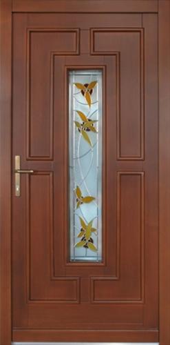 Drzwi Drewniane Zewnetrzne 14