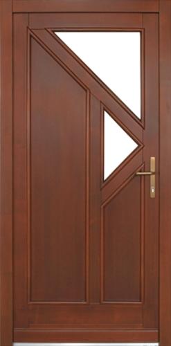 Drzwi Drewniane Zewnetrzne 15