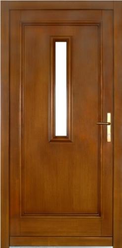 Drzwi Drewniane Zewnetrzne 17