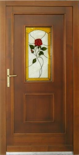 Drzwi Drewniane Zewnetrzne 18