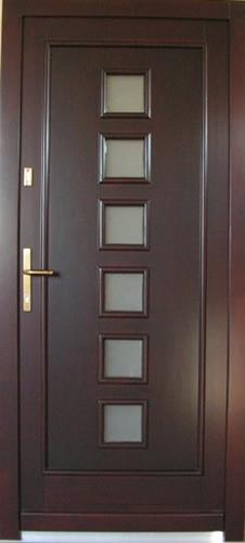 Drzwi Drewniane Zewnetrzne 19