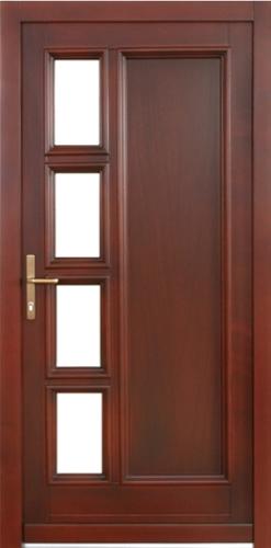 Drzwi Drewniane Zewnetrzne 2