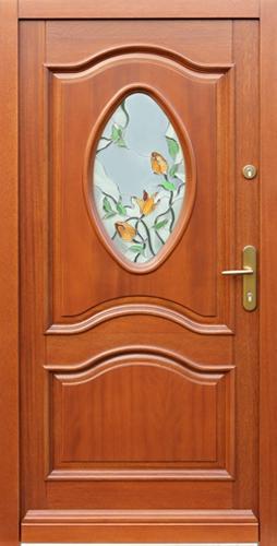 Drzwi Drewniane Zewnetrzne 20