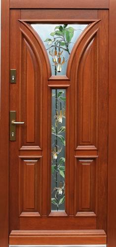 Drzwi Drewniane Zewnetrzne 21