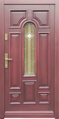 Drzwi Drewniane Zewnetrzne 23