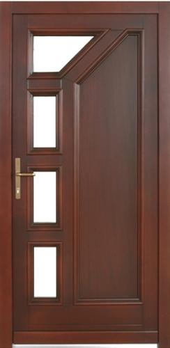 Drzwi Drewniane Zewnetrzne 3