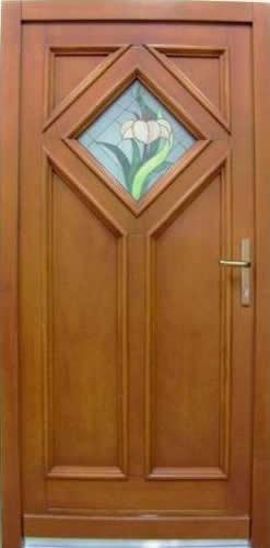 Drzwi Drewniane Zewnetrzne 5