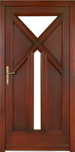 Drzwi Drewniane Zewnetrzne 7