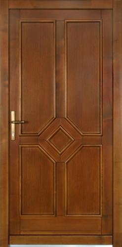 Drzwi Drewniane Zewnetrzne 9